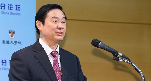 류치바오 中 선전부장, 양국 '4개동반자' 관계 강조