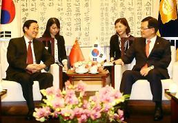 Liu discusses North Korea with South Koreas foreign minister
