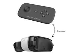 Controller for Samsung Gear VR unveiled