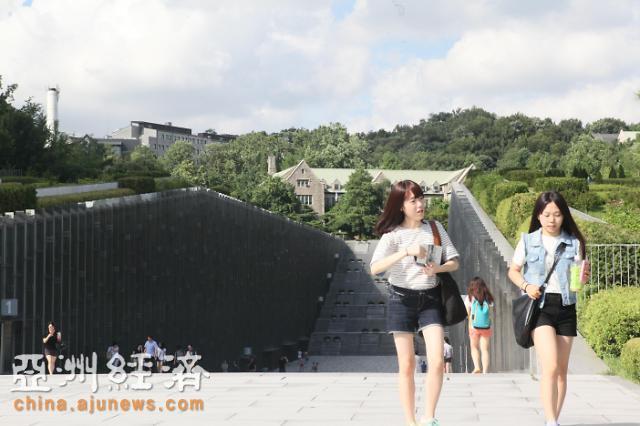 韩国梨花女大拟建亚洲高校联盟 中国分校有望落地