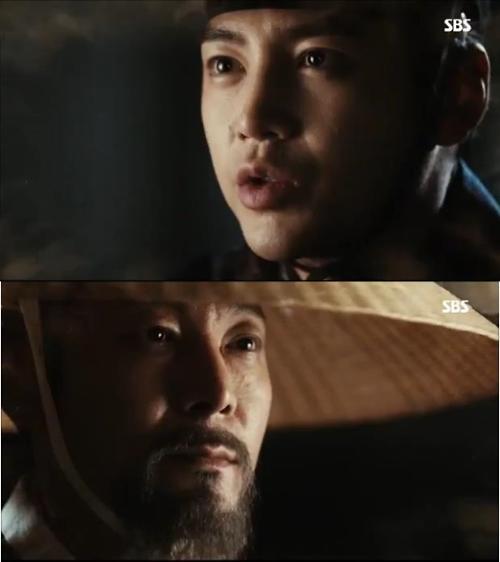 """'대박19회예고'백대길,정희량에게""""당신이 원하는 왕이 돼 주지"""""""