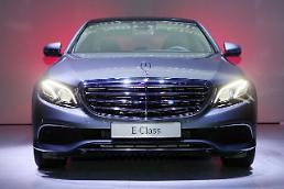 Recall order for 9,000 imported cars from Benz, Honda and Ford