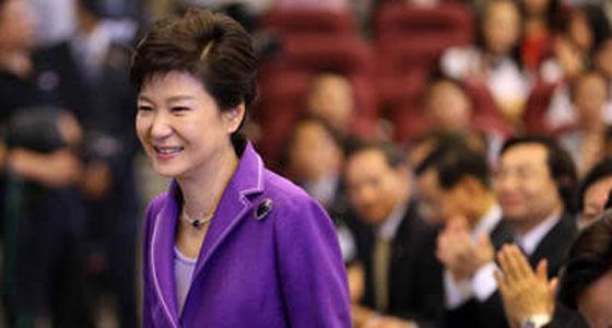 朴槿惠居福布斯2016全球最具影响力女性榜第12位
