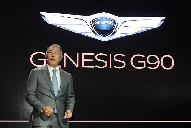 现代汽车副董事长郑义宣:安于现状并非现代汽车精神