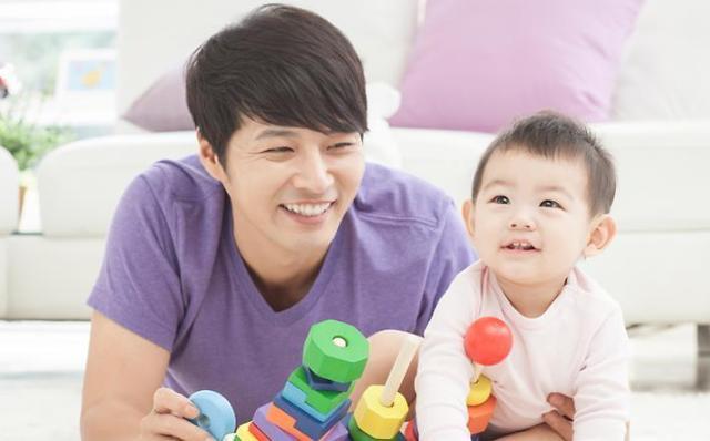 韩国将休产假男性年度目标值上调至6.7%