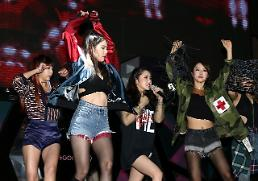 4Minute in talks on breakup, Hyuna renews contract
