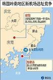.岭南地区新机场选址一事告吹  国土交通部决定扩建金海机场.