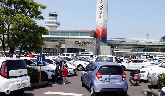 """9月起济州国际机场无法租车还车 令大众深感不便的""""便民政策"""""""