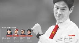 """.中国足坛再起""""韩流"""" 韩国教练因够强硬受欢迎."""