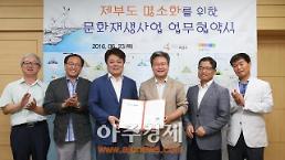 화성시–경기문화재단, 제부도 명소화 섬 조성 위해 맞손