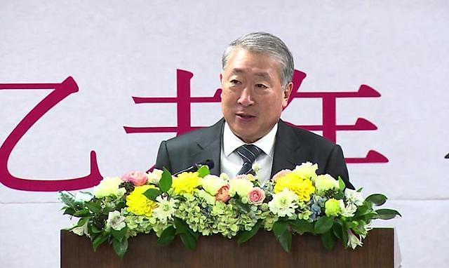韩国AJU集团董事长文奎荣:挑战后的失败也是种幸福