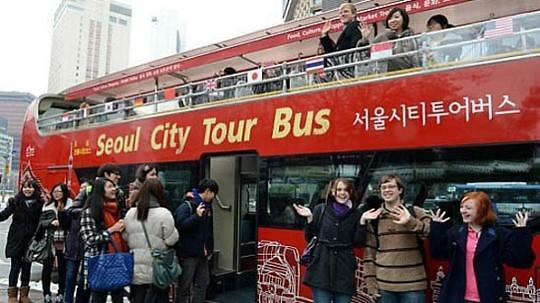 首尔7月开通东大门-蚕室旅游大巴 成功连接江南与江北