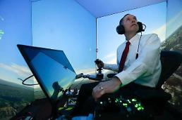 Veteran pilot loses in simulation air combat with AI