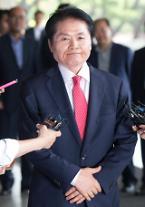'농협 부정선거 의혹' 김병원 회장, 17시간 검찰조사 받고 귀가
