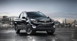 .Ssangyong releases New Korando Sports 2.2.