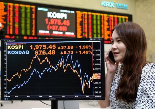 海外资金杀回亚洲股市 上半年买入150亿美元
