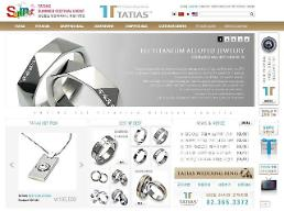 .韩国珠宝品牌TATIAS宣布进军国际市场.