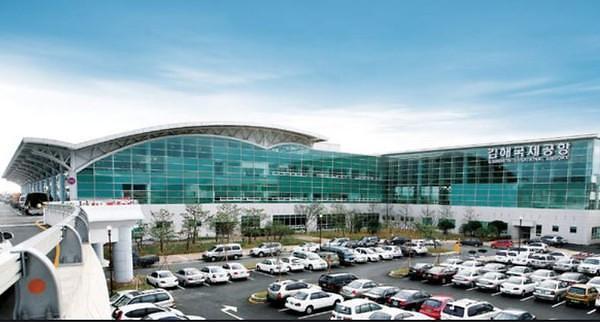 韩金海机场旅客增加率居国内机场之首