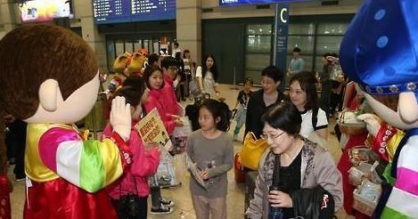 2016年上半年访韩外国游客810万人 同比增长21%