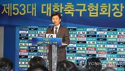 Hyundai family scion elected again as football supremo
