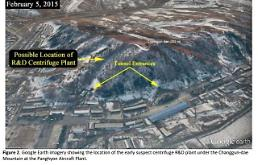 [UPDATES] US institute locates previous uranium facility in North Korea
