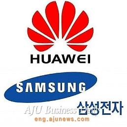 Samsung files countersuit against Huawei in smartphone copyright war