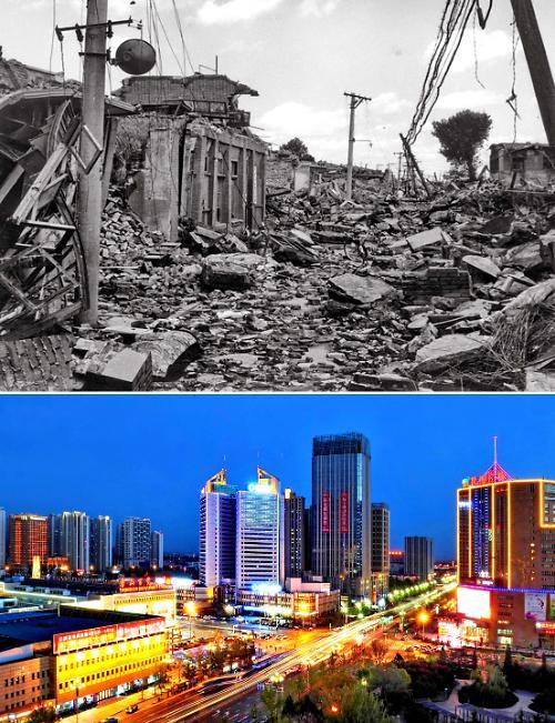[영상중국] 24만명 목숨 앗아간 탕산 대지진 40주년