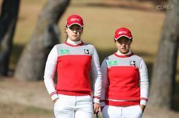 올림픽 골프대표 김세영·전인지, 브리티시여자오픈 첫날 명암 갈려