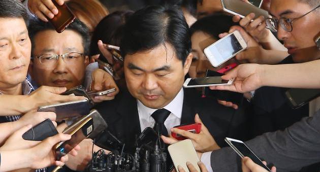 검찰, '주식 대박' 진경준 검사장 구속기소