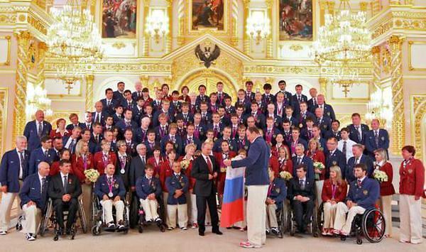 国际残奥委会全面禁止俄罗斯参加里约残奥会