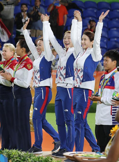 奥运开赛第2日捷报频传 韩国稳步争金夺银5