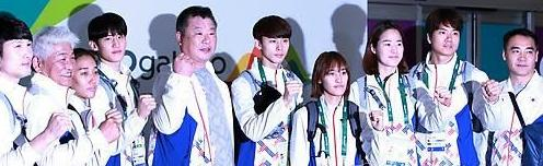 """韩国跆拳道五兄妹 """"我们已经准备好了!"""""""
