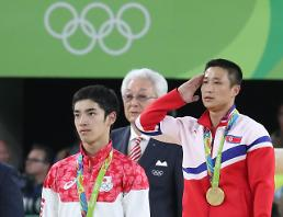 (Oly) North Korean gymnast wins vault gold: Yonhap