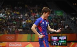 (Oly) Top-ranked mens badminton duo shocked in quarters: Yonhap
