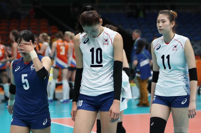 韩国队连续4天无金牌入账 奖牌榜排名下滑