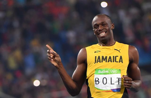 博尔特晋级奥运200米决赛 称将挑战世界纪录