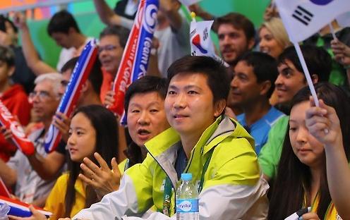 韩国前奥运冠军乒坛名将柳承敏当选国际奥委会运动员委员