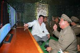 .North Koreas Kim hails this weeks SLBM test as greatest success.