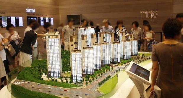 '디에이치 아너힐즈' 100대 1…강남 재건축 열풍