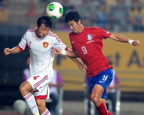 世界杯亚洲区最终预选赛韩中大战9月1日打响 6万球迷将现场观战