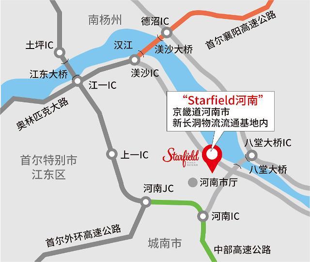 """世界独一无二的购物城""""Starfield河南""""9日开业"""