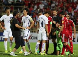 South Korea unable to solve pesky Syria in World Cup qualifier: Yonhap