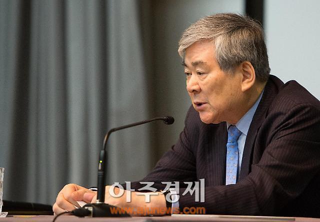 趙亮鎬会長、私財の出捐に乗り出...