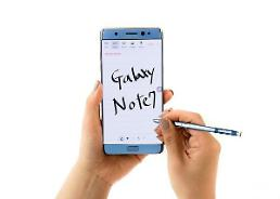 三星向Note7消费者发声明