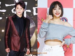 .JYJ, EXID members split up after 1-year relationship: Yonhap.