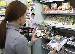 .韩国便利店盒饭热销 引领新型午餐文化.