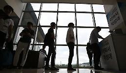 韩8月长期失业者18万人