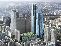首尔最大百货店现代百货