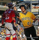 강정호, 아시아 내야수 최초로 20홈런 달성