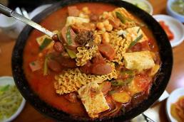 .Budae Jjigae chosen by Chinese Tourists as more favorite Korean food.